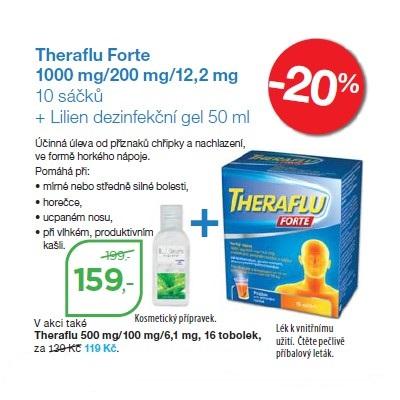 TheraFlu Forte - účinná úleva od příznaků chřipky