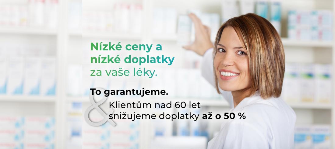 Naše magistry vám vždy pomohou vybrat léky s nejnižšími doplatky